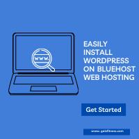 bluehost wordpress hosting service